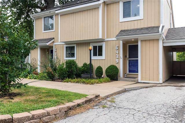 6439 W 51ST Terrace, Mission, KS 66202 (#2242161) :: Ron Henderson & Associates