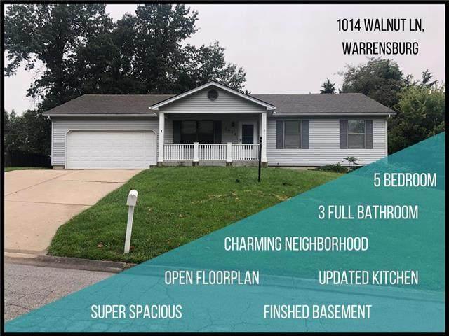 1014 Walnut Lane, Warrensburg, MO 64093 (#2242247) :: The Gunselman Team