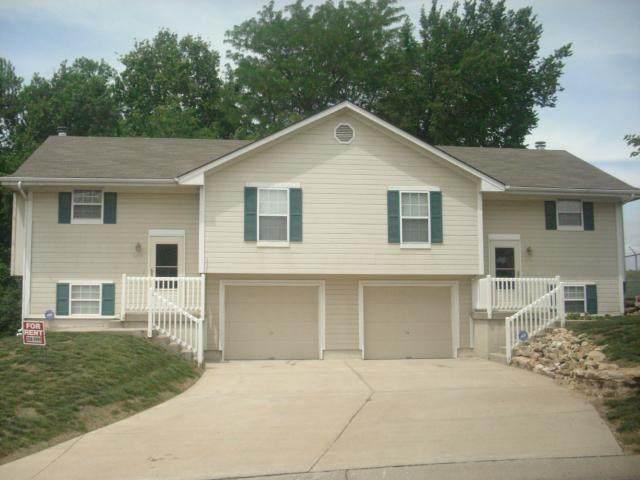 8106 Woodson Drive, Raytown, MO 64138 (#2242380) :: Ron Henderson & Associates