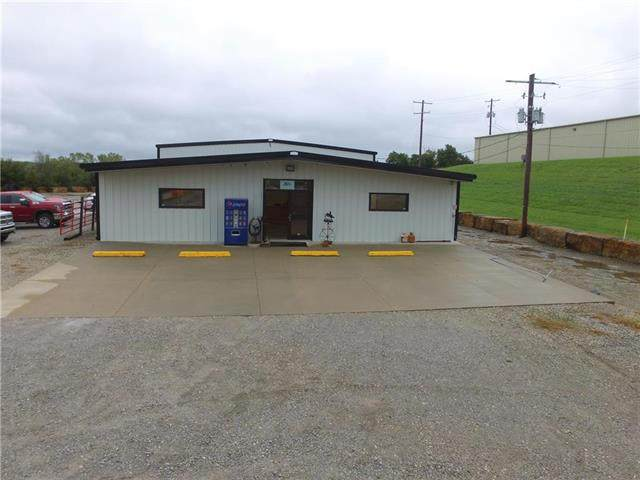 1421 K-4 HWY Highway, Valley Falls, KS 66088 (#2242382) :: House of Couse Group