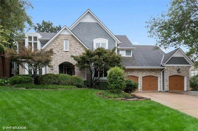 13828 Hadley Street, Overland Park, KS 66223 (#2242421) :: Dani Beyer Real Estate
