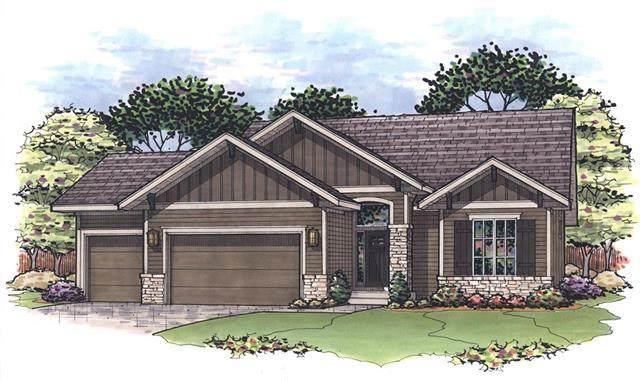 9209 Gander Street, Lenexa, KS 66227 (#2242476) :: Ron Henderson & Associates