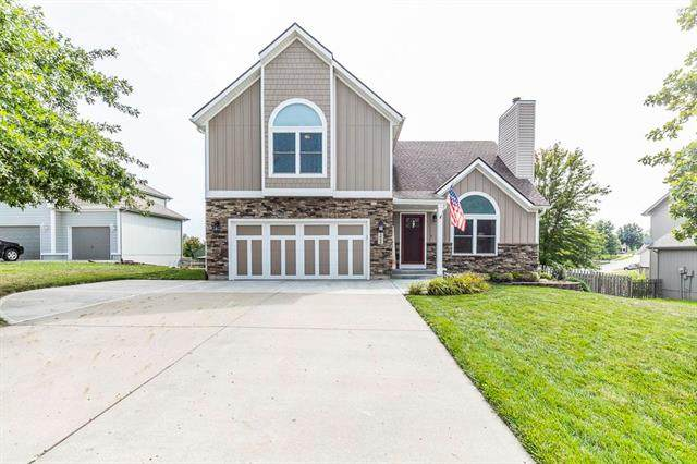 1009 Hawthorne Drive, Liberty, MO 64068 (#2242543) :: Jessup Homes Real Estate | RE/MAX Infinity