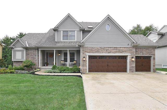 9040 N Manning Avenue, Kansas City, MO 64157 (#2242551) :: House of Couse Group