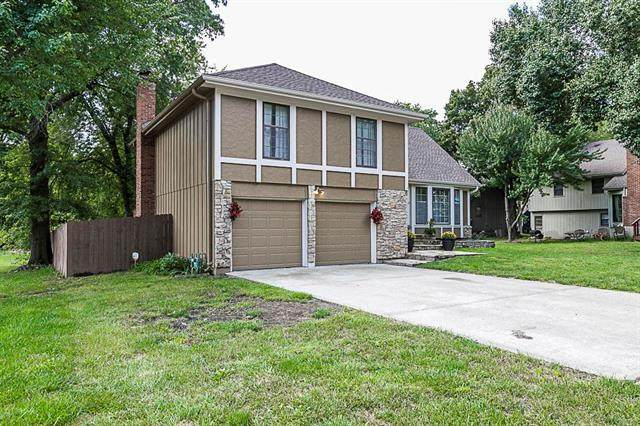 4001 NE Brooktree Lane, Gladstone, MO 64119 (#2242620) :: Jessup Homes Real Estate   RE/MAX Infinity