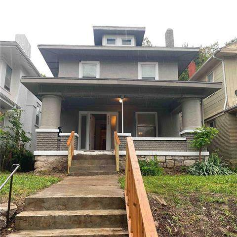 4003 Bellefontaine Avenue, Kansas City, MO 64130 (#2242672) :: Jessup Homes Real Estate | RE/MAX Infinity