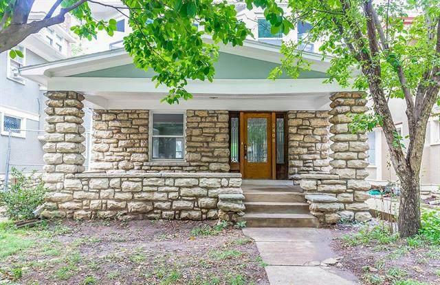 3406 Locust Street, Kansas City, MO 64109 (#2242682) :: Ron Henderson & Associates