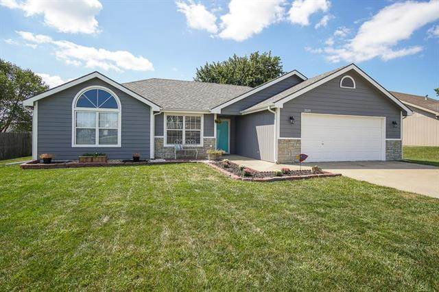 2639 Stratton Drive, Eudora, KS 66025 (#2242730) :: Jessup Homes Real Estate | RE/MAX Infinity