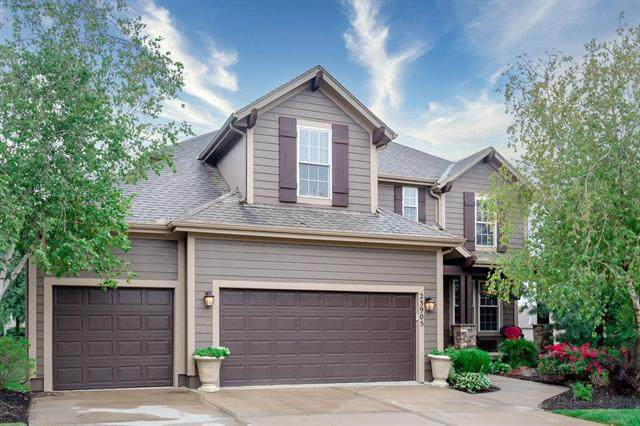 23905 W 124th Court, Olathe, KS 66061 (#2242733) :: Ron Henderson & Associates