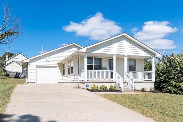 612 Everett Avenue, Kansas City, KS 66101 (#2242739) :: Jessup Homes Real Estate | RE/MAX Infinity