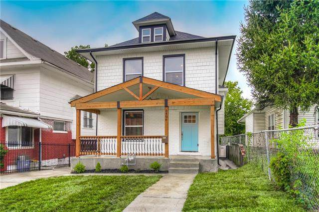 3406 Wayne Avenue, Kansas City, MO 64109 (#2242756) :: House of Couse Group