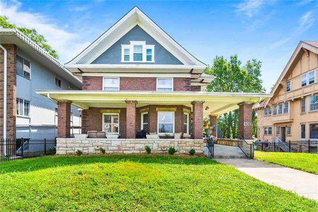 4019 Warwick Boulevard, Kansas City, MO 64111 (#2242776) :: Jessup Homes Real Estate | RE/MAX Infinity
