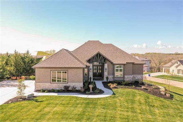 10486 S Red Bird Street, Olathe, KS 66061 (#2242828) :: The Gunselman Team