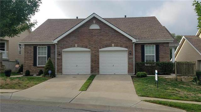 3627 NW 84th Terrace, Kansas City, MO 64154 (#2242864) :: Edie Waters Network