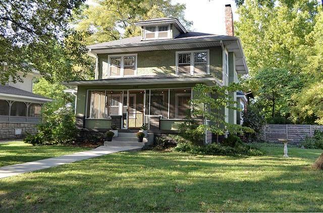 500 W 74th Street, Kansas City, MO 64114 (#2242874) :: Ron Henderson & Associates