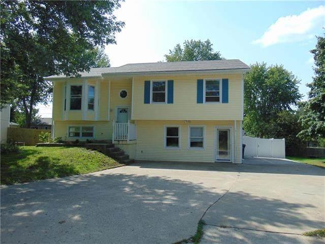 1502 Meadow Drive, Harrisonville, MO 64701 (#2242963) :: Ron Henderson & Associates