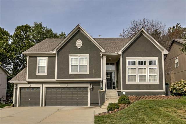 1016 Redwood Lane, Liberty, MO 64068 (#2243011) :: Ron Henderson & Associates