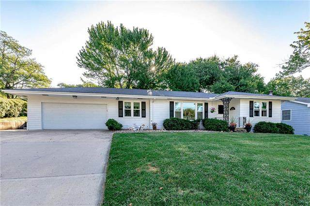 1309 Atchison Street, Platte City, MO 64079 (#2243078) :: Ron Henderson & Associates