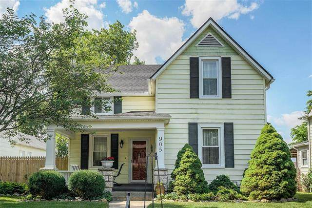 905 W White Oak Street, Independence, MO 64050 (#2243080) :: Jessup Homes Real Estate | RE/MAX Infinity