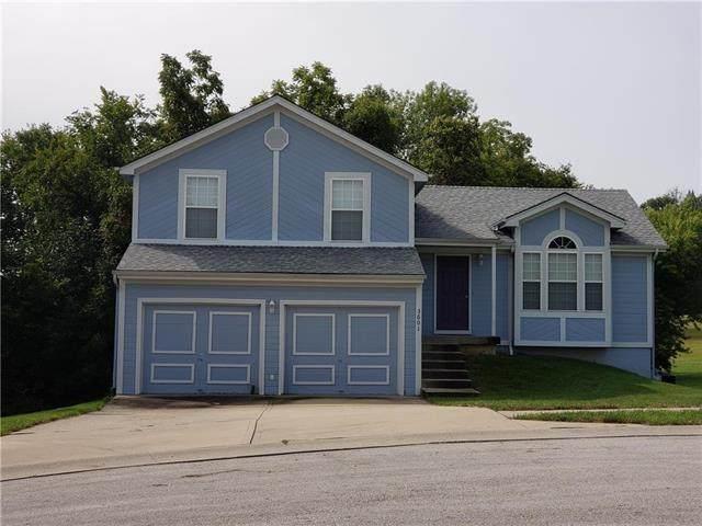 3601 NE 81st Street, Kansas City, MO 64119 (#2243188) :: Ron Henderson & Associates