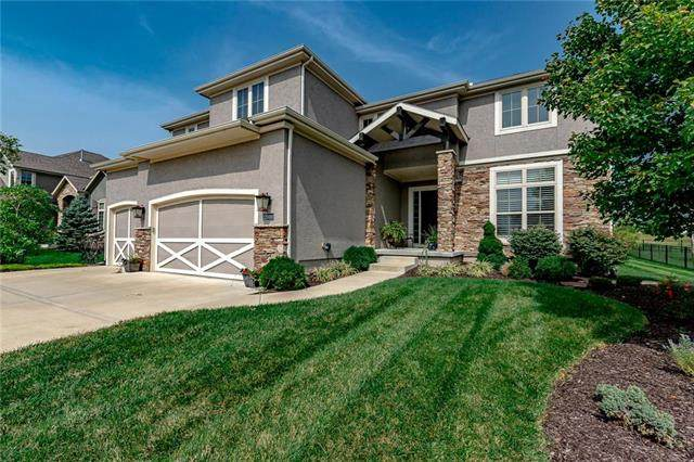 12000 W 160th Place, Overland Park, KS 66062 (#2243243) :: Five-Star Homes
