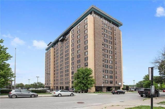 700 E 8th Street 12E, Kansas City, MO 64106 (#2243318) :: Ron Henderson & Associates