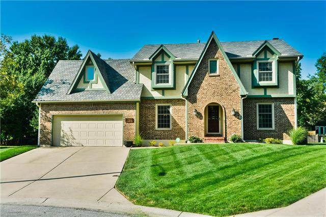 1083 NE Lake Point Court, Blue Springs, MO 64014 (#2243344) :: Jessup Homes Real Estate | RE/MAX Infinity