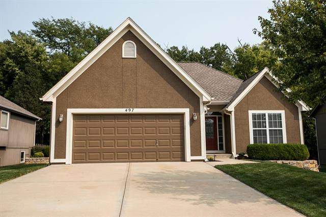 497 S 137th Place, Bonner Springs, KS 66012 (#2243409) :: Team Real Estate