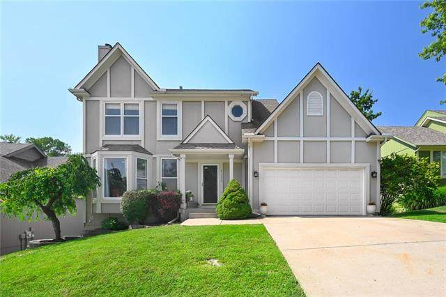 4126 S Kerrington Drive, Independence, MO 64055 (#2243450) :: Jessup Homes Real Estate   RE/MAX Infinity