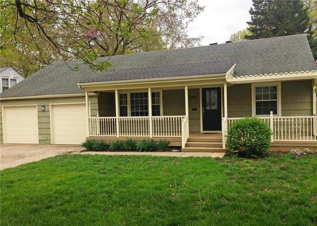 5417 W 72nd Street, Prairie Village, KS 66208 (#2243485) :: House of Couse Group