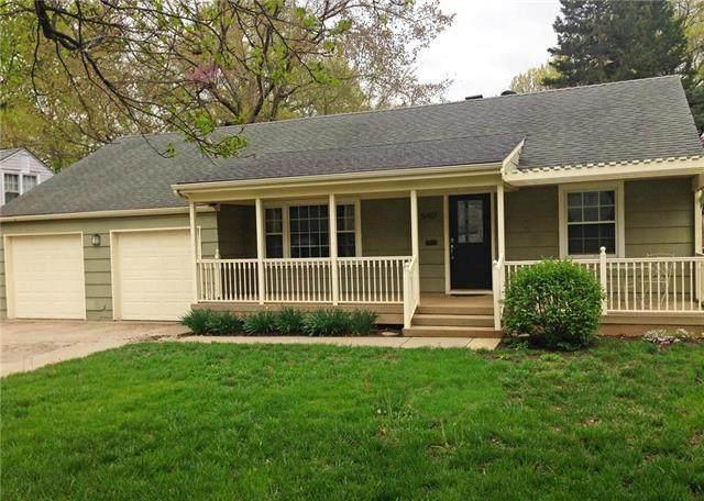 5417 W 72nd Street, Prairie Village, KS 66208 (#2243485) :: Ron Henderson & Associates
