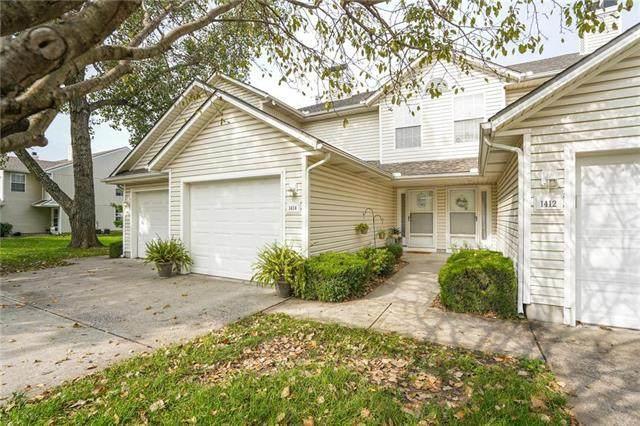 1414 SE Lexington Avenue, Lee's Summit, MO 64081 (#2243551) :: House of Couse Group