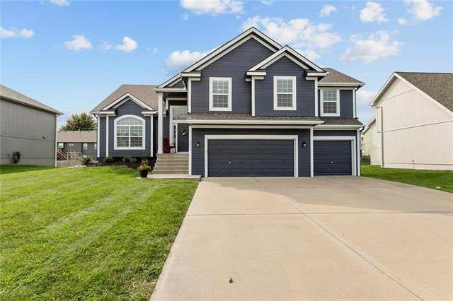 14616 Green Castle Street, Smithville, MO 64089 (#2243552) :: Ron Henderson & Associates