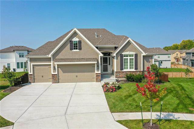 15946 W 172nd Street, Olathe, KS 66062 (#2243595) :: Ron Henderson & Associates