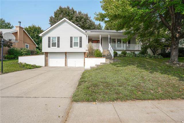 1716 Dunwich Drive, Liberty, MO 64068 (#2243654) :: The Kedish Group at Keller Williams Realty