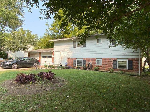 1602 W 25th Street, Lawrence, KS 66046 (#2243657) :: Team Real Estate
