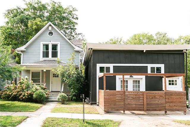 3522 Genessee Street, Kansas City, MO 64111 (#2243664) :: The Kedish Group at Keller Williams Realty