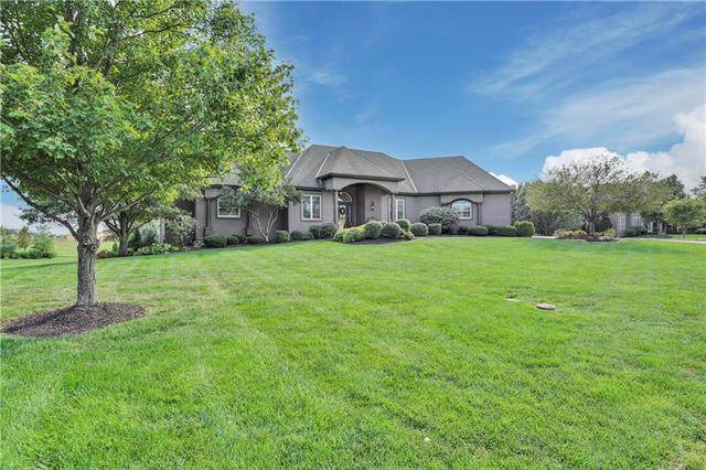 12401 W 156th Street, Overland Park, KS 66221 (#2243685) :: House of Couse Group