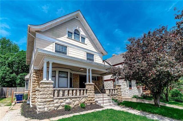 3820 Warwick Boulevard, Kansas City, MO 64111 (#2243717) :: Ron Henderson & Associates
