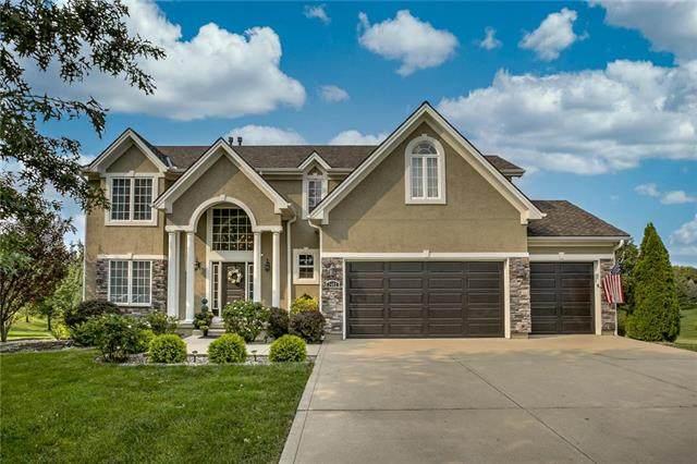 3402 NE 154th Terrace, Smithville, MO 64089 (#2243721) :: Ron Henderson & Associates