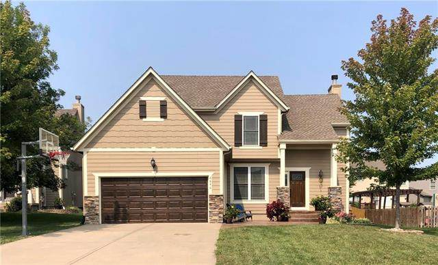 2646 W Mulberry Street, Olathe, KS 66061 (#2243752) :: House of Couse Group