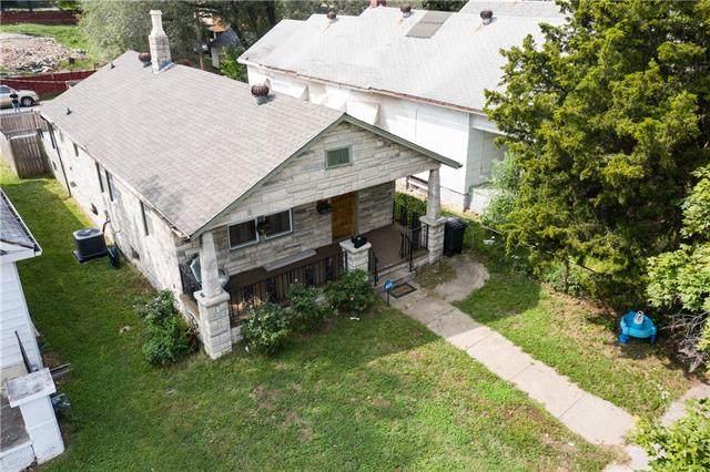 334 N Belmont Boulevard, Kansas City, MO 64123 (#2243770) :: House of Couse Group
