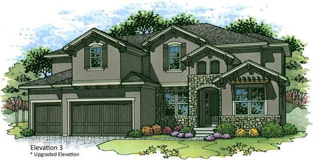 4406 W 158TH Terrace, Overland Park, KS 66224 (#2243852) :: Ron Henderson & Associates
