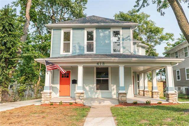 413 N Spring Street, Independence, MO 64050 (#2243878) :: Dani Beyer Real Estate