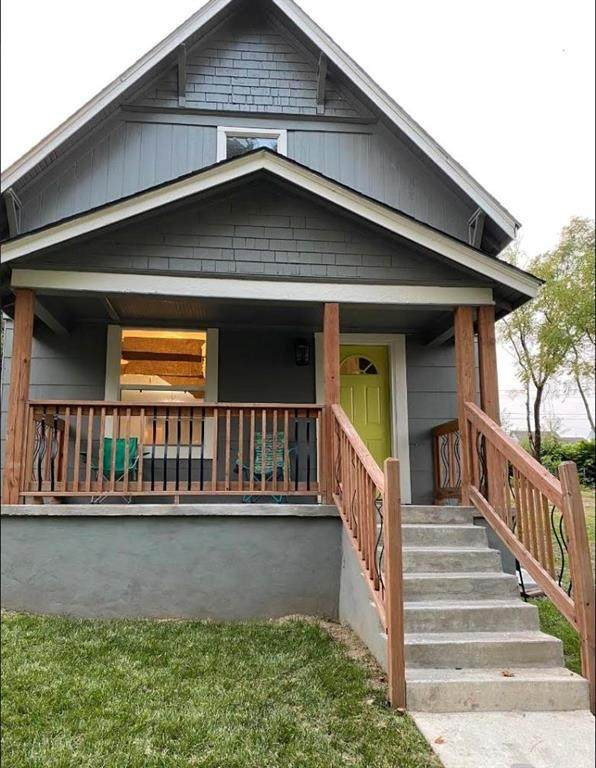 2106 Olive Street, Kansas City, MO 64127 (#2243891) :: House of Couse Group