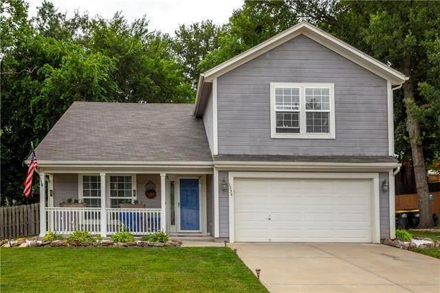 1534 S 104th Terrace, Edwardsville, KS 66111 (#2243895) :: Ron Henderson & Associates