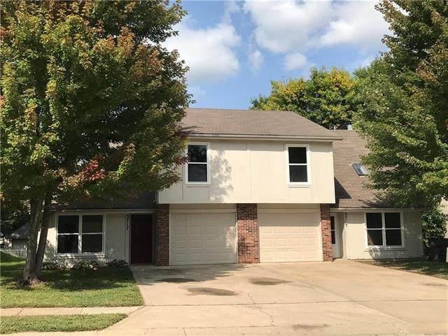 3715 SW Jackson Street, Blue Springs, MO 64015 (#2243932) :: Five-Star Homes