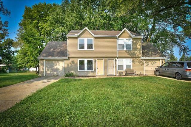 313 N Clinton Street, Olathe, KS 66061 (#2243994) :: Five-Star Homes