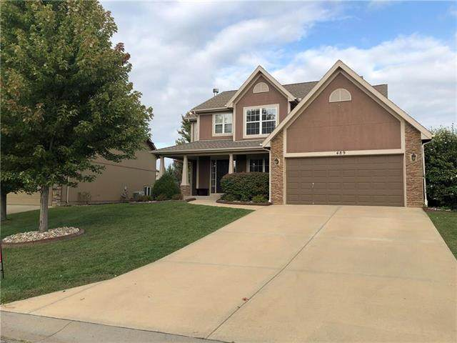 489 S 138th Street, Bonner Springs, KS 66012 (#2244134) :: Team Real Estate