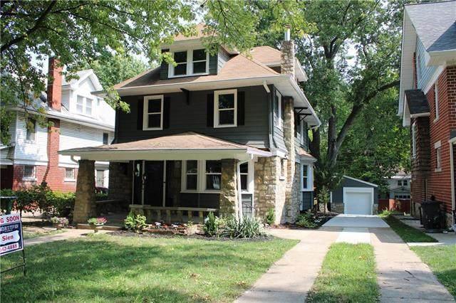 419 N 17th Street, Kansas City, KS 66102 (#2244156) :: Edie Waters Network